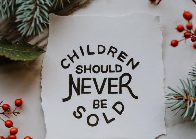 Children Are Not Property